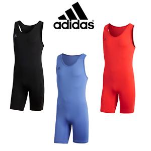 Adidas Men's Powerlift Suit Weightlifting Suit Adidas  Gewichtheben Trikot  online discount