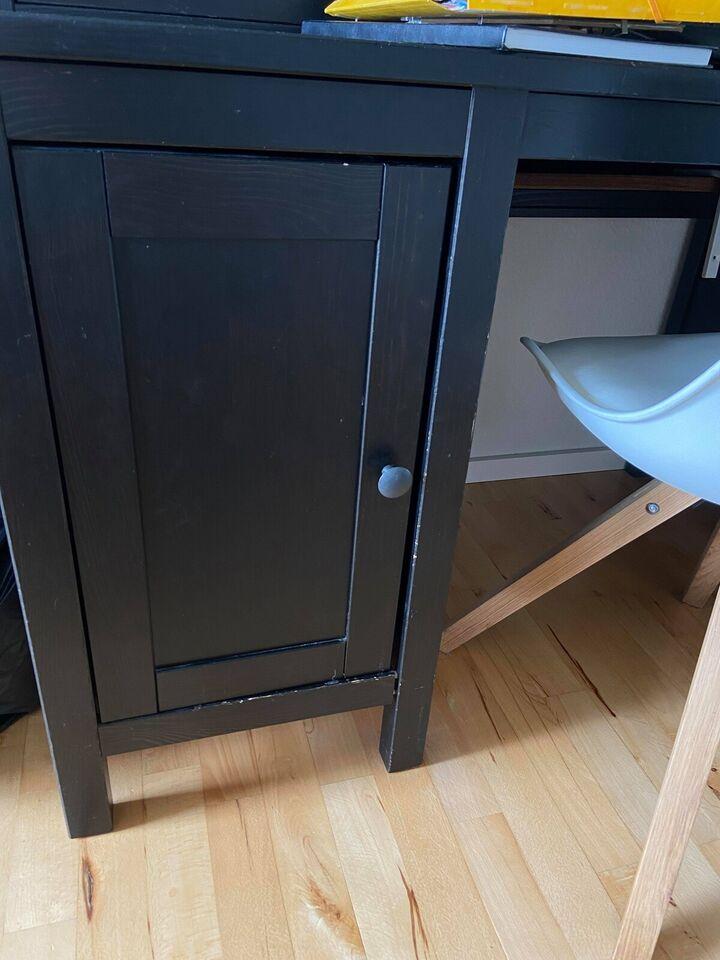 Skrive-/computerbord, IKEA, b: 155 d: 65 h: 137