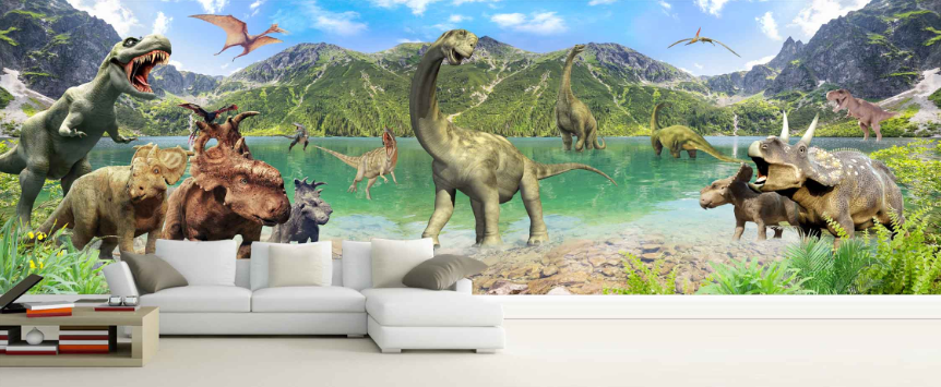 3D Horses 665 Wallpaper Murals Wall Print Wallpaper Mural AJ WALL AU Kyra