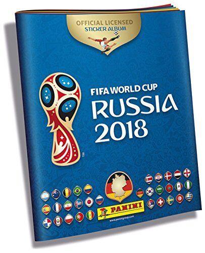 Panini official coupe du monde FIFA Russie 2018 Collector/'s Sticker variété