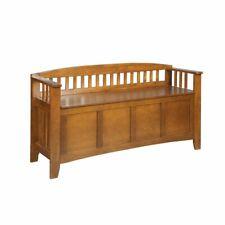 Rosalind Wheeler Candide Wood Storage Bench For Sale Online Ebay