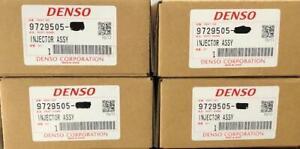 DIESEL-FUEL-INJECTOR-SET-suits-TOYOTA-HILUX-KUN36R-1KD-FTV-D4D