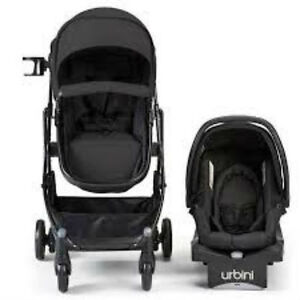 Image Is Loading Urbini Omni Plus Travel System All InOne 5