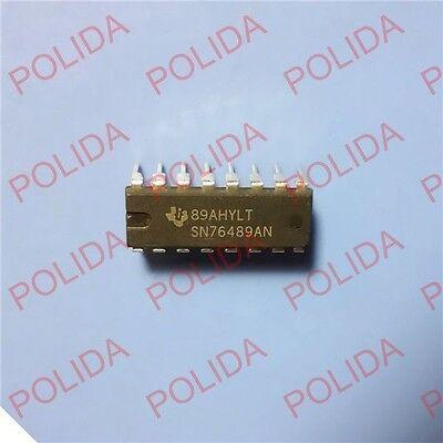 10PCS Digital complex sound generator IC TI DIP-16 SN76489AN