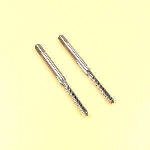 2-5mm-x-0-35-Metric-Taper-and-Plug-Tap-M2-5-x-0-35mm-Pitch
