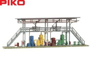 PIKO-H0-61105-Filling-Station-J-Hennig-New-Boxed