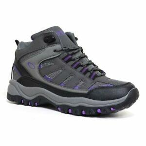 Ladies-Hiking-Boots-Womens-Girls-Trail-Trekking-Walking-Trainers-Shoes-Size-3-8