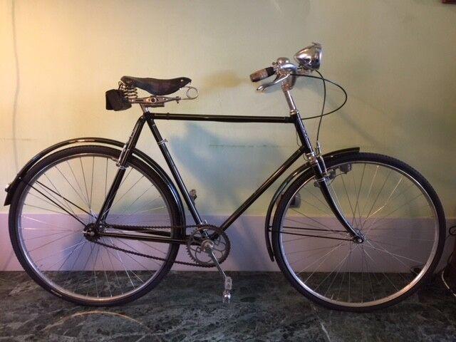 Bici epoca iconica  DE DIONBOUTON anni 30