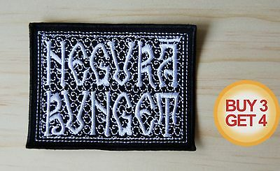 NEGURA BUNGET PATCH BUY3GET4,DRUDKH,MOONSORROW,WINDIR,AGALLOCH,FOLK BLACK METAL