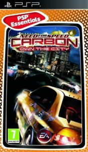 Psp Need For Speed Carbon Own The City Essentials Psp Uk
