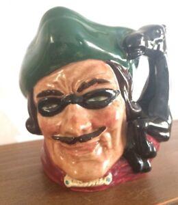 Royal-Doulton-Small-Character-Toby-Jug-Dick-Turpin
