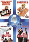 Big Momma's House / Big Momma's House 2 / Dr. Dolittle / Dr. Dolittle 2 (DVD, 2013, 4-Disc Set, Box Set)