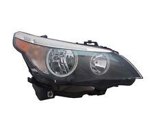 2004 - 2007 BMW 525 530 545 550 HEAD LAMP LIGHT W/HALOGEN SEDAN RIGHT PASSENGER
