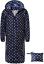 thumbnail 10 - SaphiRose Women's Long Rain Jacket Waterproof Lightweight Hooded Raincoat
