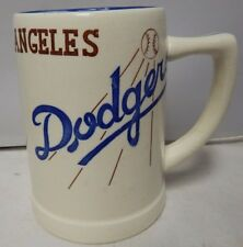 item 1 Los Angeles Dodgers Rare Vintage MLB Baseball Beer Stein 5