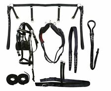 Medium - Large Horse Size Nylon Driving Harness Heavy Duty Harness 3200