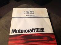 Ford 200 250 6 Cylinder Carburetor Gasket Kit 1975 1976 1977
