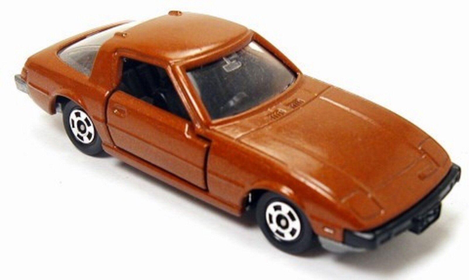 Mazda RX-7 Savanna Tomica Tomy 1979 Brown Japan Only