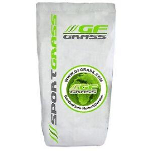 Pelouse graines GF sport Grass 20 kg sport gazon sport et jeu pelouse herbe pelouse semences