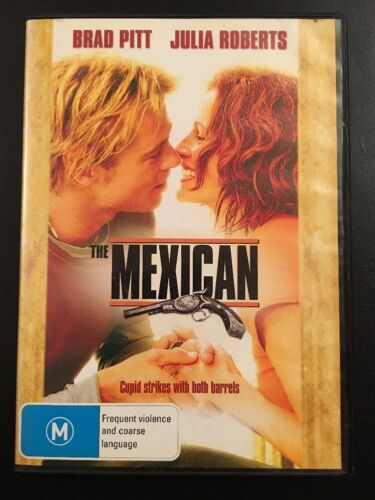 1 of 1 - The Mexican - DVD --- Region 4