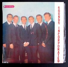 SOUNDS INCORPORATED - SELF TITLED - ULTRA RARE AUSSIE 1964/5 EP