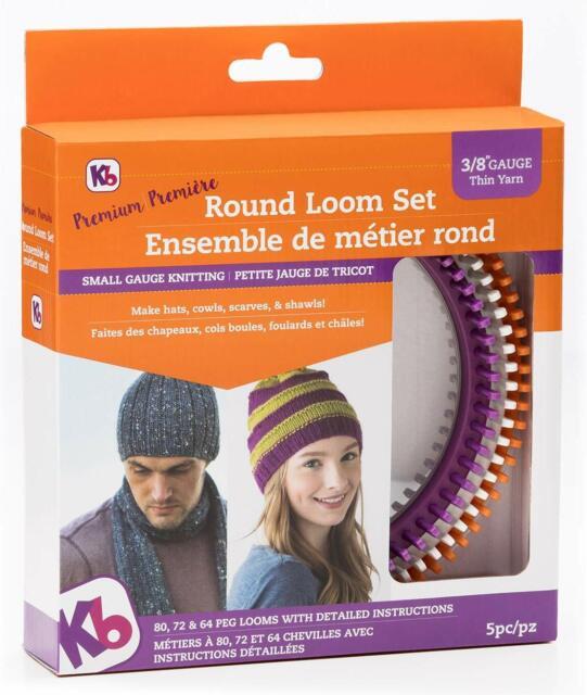 Authentic Knitting Board Sock Loom Extra Fine Gauge