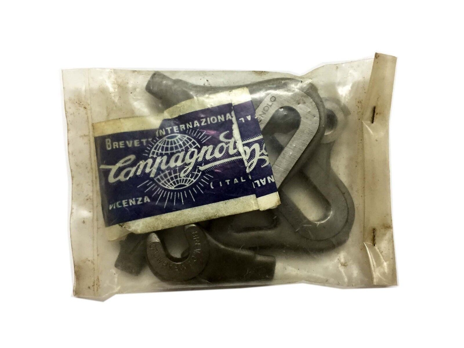 NOS Campagnolo 1010 A dropouts And Fork Ends NIB wheel adjusters