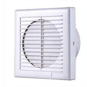 Aspiratore estrattore d 39 aria cattivi odori da muro 25 watt cm 21 x 21 ebay - Aspiratore aria bagno ...