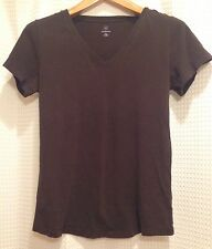 GAP Maternity~Small~Stretchy Soft Cotton~Brown~Postpartum~Summer~Office
