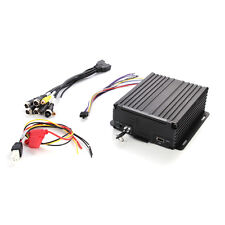 """4Ch Channel HD DVR Mobile Vehicle Car Video Recorder Support 2.5"""" Sata HDD Card"""