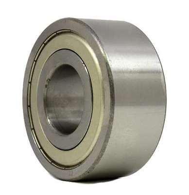 624ZZ 4x13x5 ABEC-1 Bore 4mm x 13mm Diameter 624Z Miniature Radial Ball Bearing