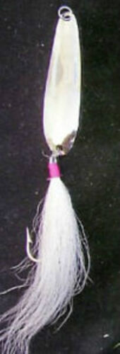 "3 1//4/"" Trolling Spoon with 6//0 Mustad Hook"