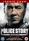 Police Story Lockdown 5060192817355 With Jackie Chan DVD Region 2