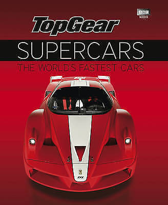 1 of 1 - Top Gear  Supercars: The World's Fastest Cars  Hardback large format New BBC