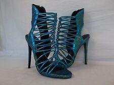 fd7e2229972 item 3 Keyshia Cole Steve Madden 8 M Movit Teal Open Toe Heels New Womens  Shoes NWOB -Keyshia Cole Steve Madden 8 M Movit Teal Open Toe Heels New  Womens ...