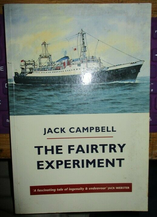 The Family Experiment by Jack Campbell
