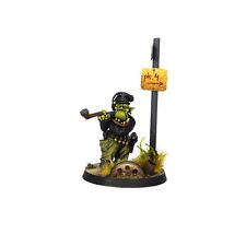 Ork War2 Orc Tank Commander Resin Model  Kromlech KRM030