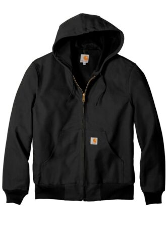 LT-3XLT J131 Men/'S Thermal Lined Duck Active JACKET Carhartt S-6XL Hooded