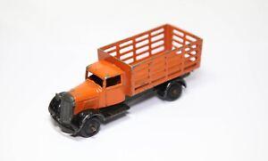 Dinky-25F-Market-Gardners-Lorry-Nice-Vintage-Original-Model