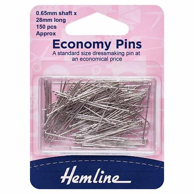 Hemline Dressmakers Flower Head Pins For Marking Quilting Design-Surgery®
