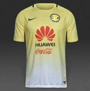 5dbe83363ef Nike Club America 16 17 Men s Football Home Stadium Shirt - 776821 ...