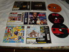 Lot of 3 Playstation Games NTSC/J Version - Bomberman World, Tekken & more