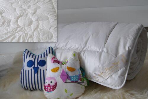 Teddybär Natur Merinowolle Baby Bettbezug 120 X 150 cm 10 Tog Kinder Gitterbett