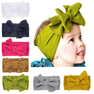 Kids-Hair-Bow-For-Baby-Girls-Headband-Newborn-Children-Toddler-Elastic-Hairb-ZF