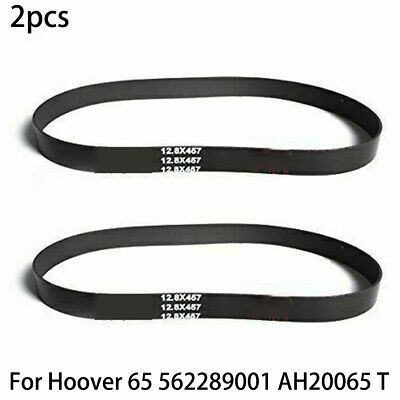 3pcs 12.8x457 For Hoover Vacuum Cleaner Windtunnel Belts 0461133A Replacement US