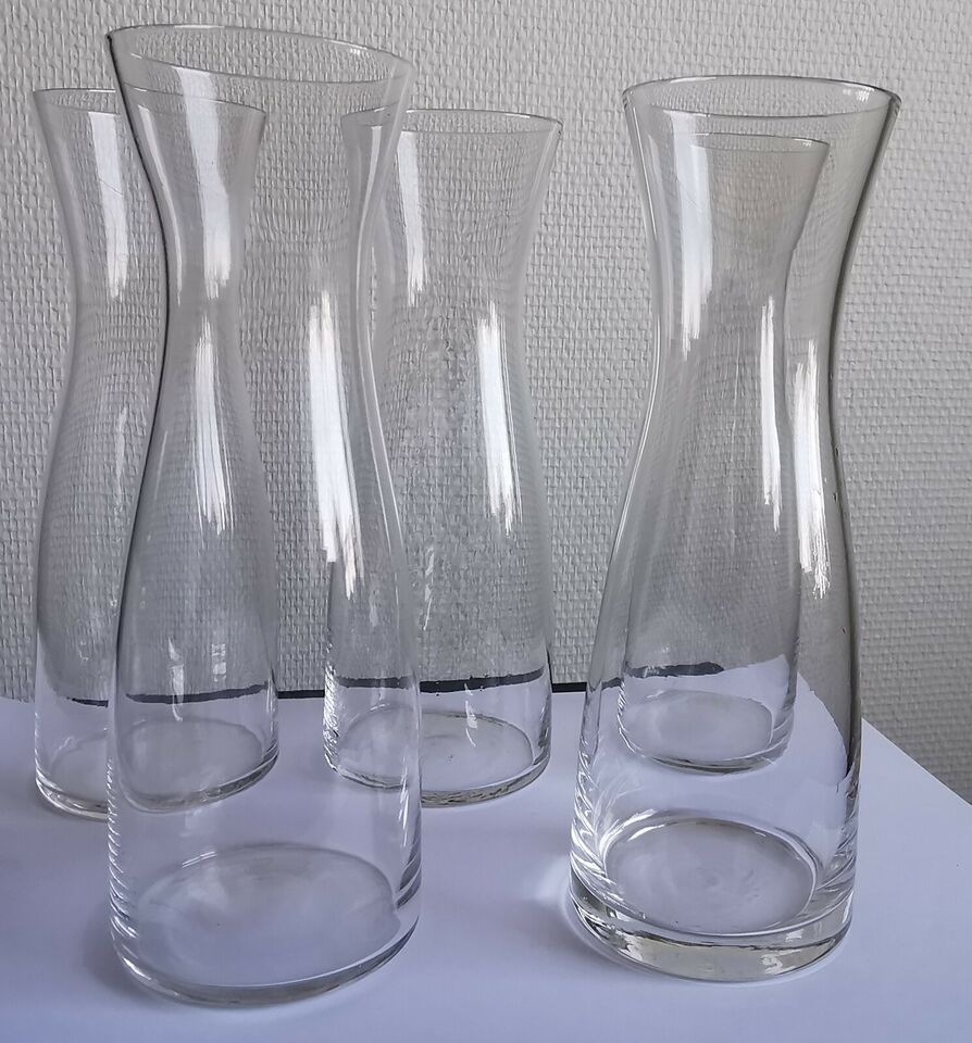 Glas, Kuvert Karafler, ?