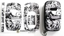 Comic Stickerbomb sw Dekor Folie Schlüssel Audi A A3 S3 8L A4 S4 B5 B6 A2 A6 C5