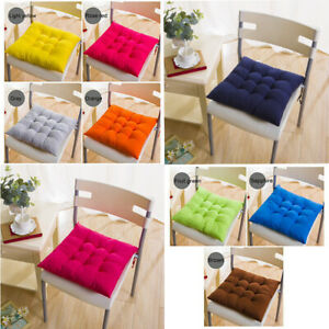 Kitchen-Office-Cushion-Hot-Chair-Room-Dining-Pad-Tie-on-Seat-Decor