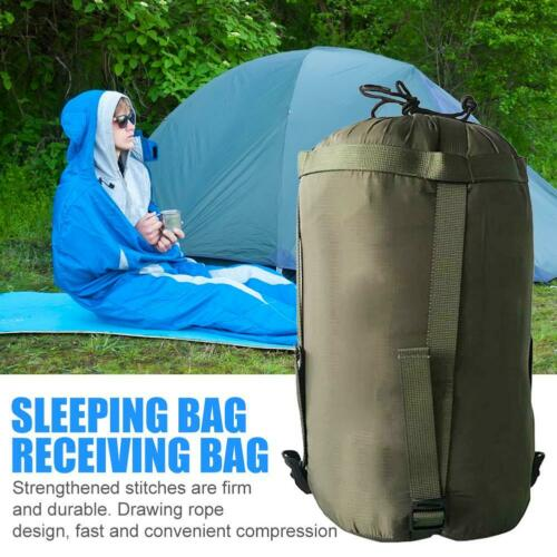 Outdoor Camping Sleeping Bag Compression Pack Leisure Hammock Storage Pack JF#E
