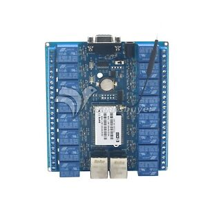 Details about Remote Control Relay 16 Channel P2P WIFI Network IO for  Android Arduino
